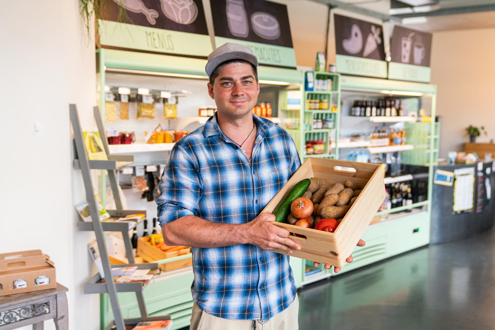 Vom Gourmetkoch zum Retter der Bio-Lebensmittel