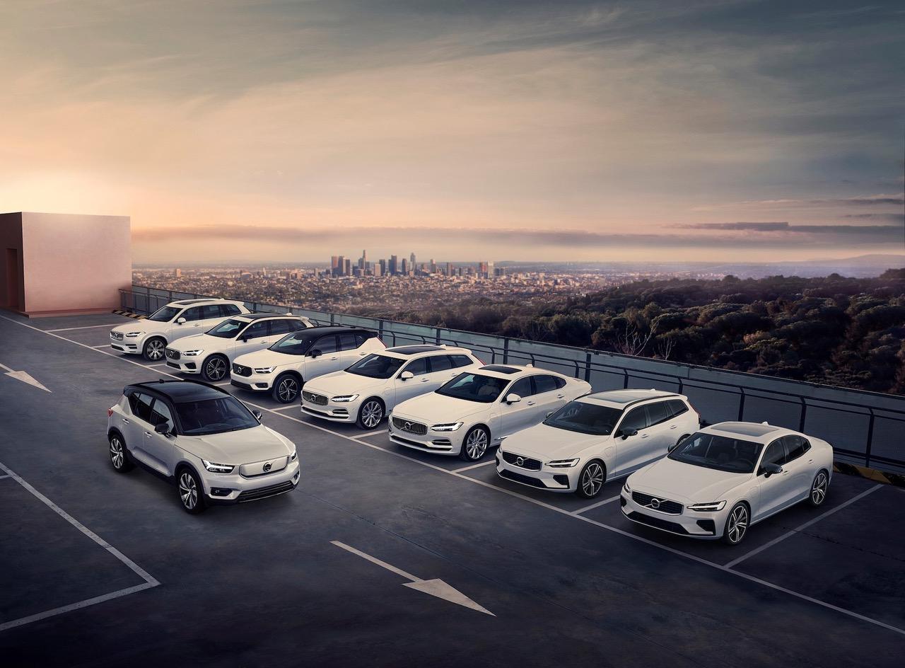 Volvo setzt Blockchain-Technologie für nachhaltige Batterieproduktion ein