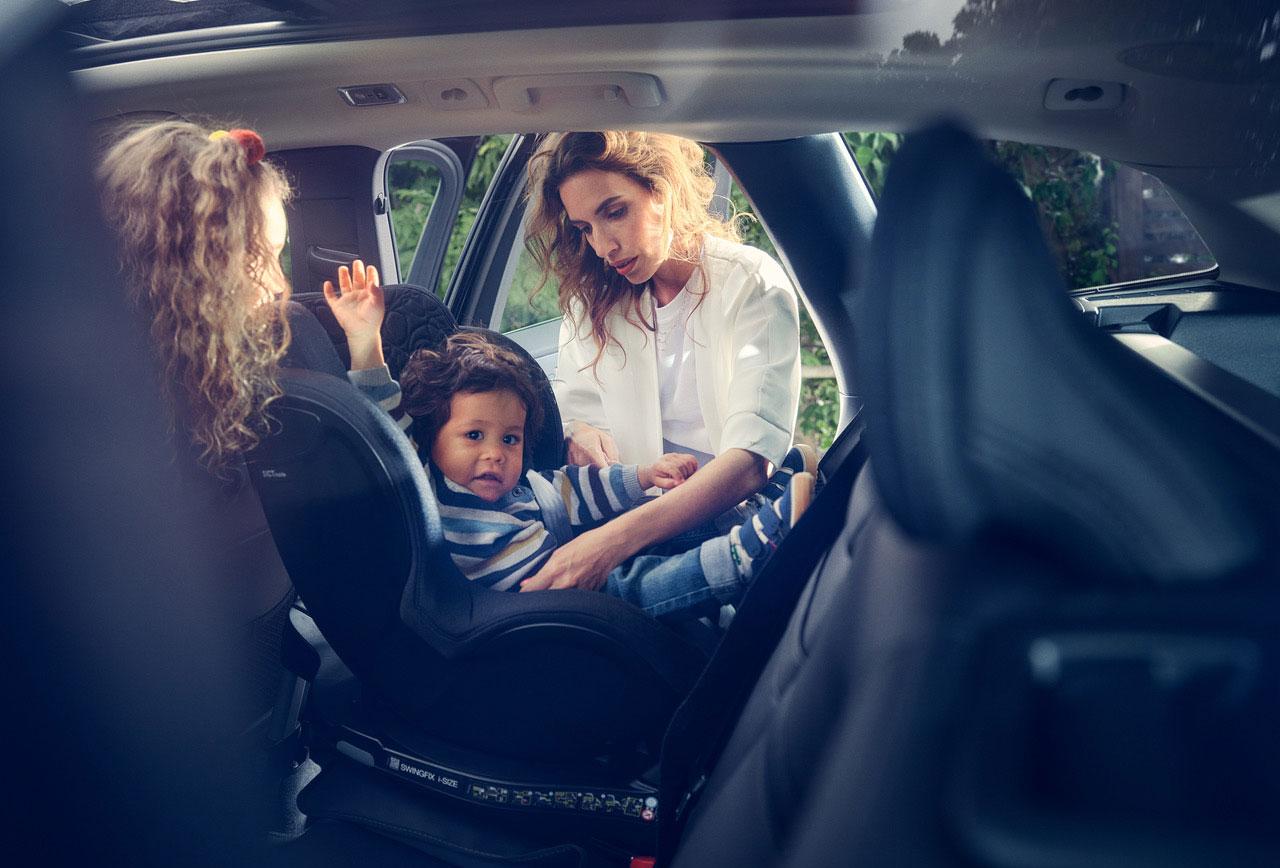 Urbane Mobilität im Wandel – doch Platz braucht eine Familie immer noch