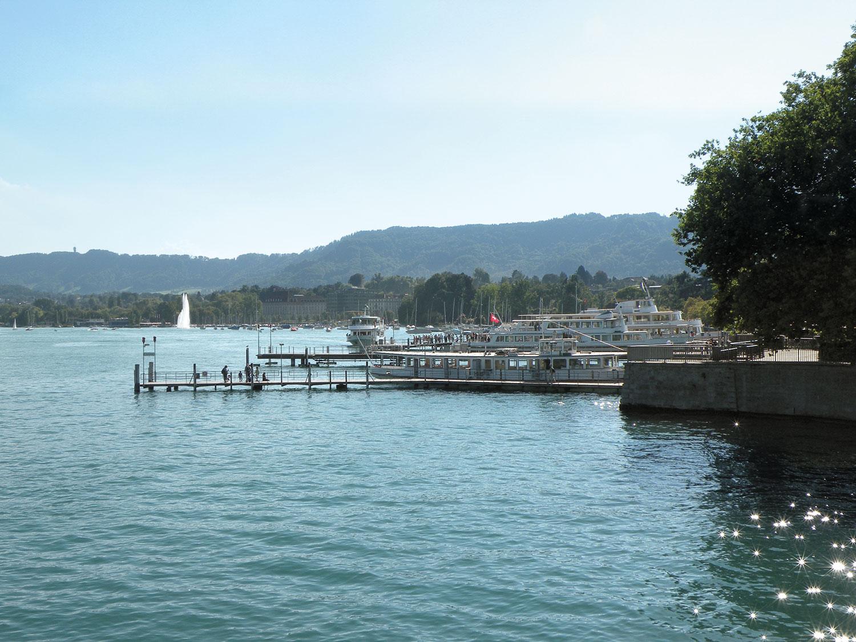 Wasserkraft und die Regulierung des Zürichsees