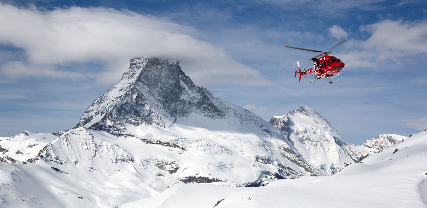 Hertz Air Zermatt