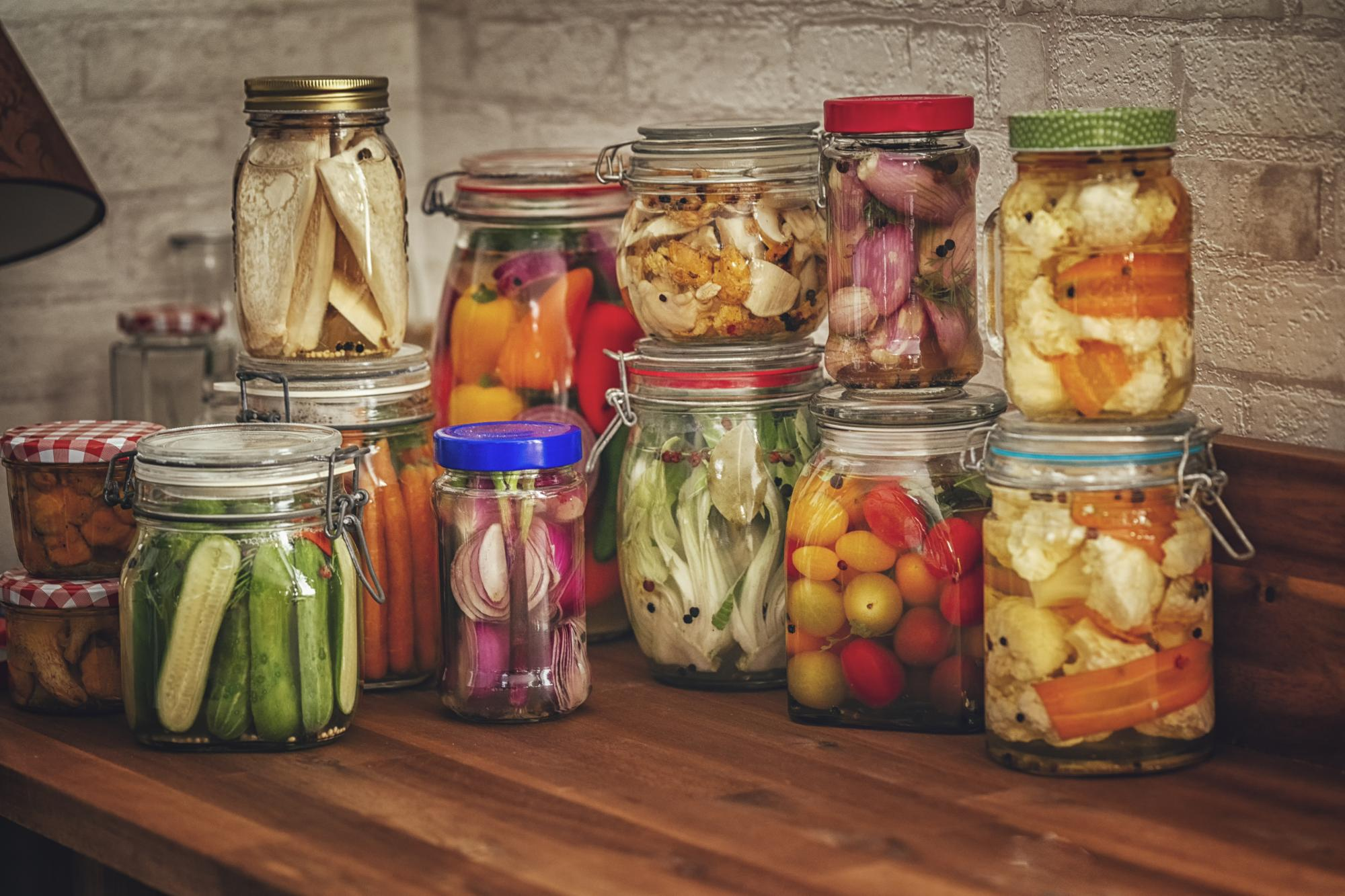 Comment mettre les saveurs estivales en bocal