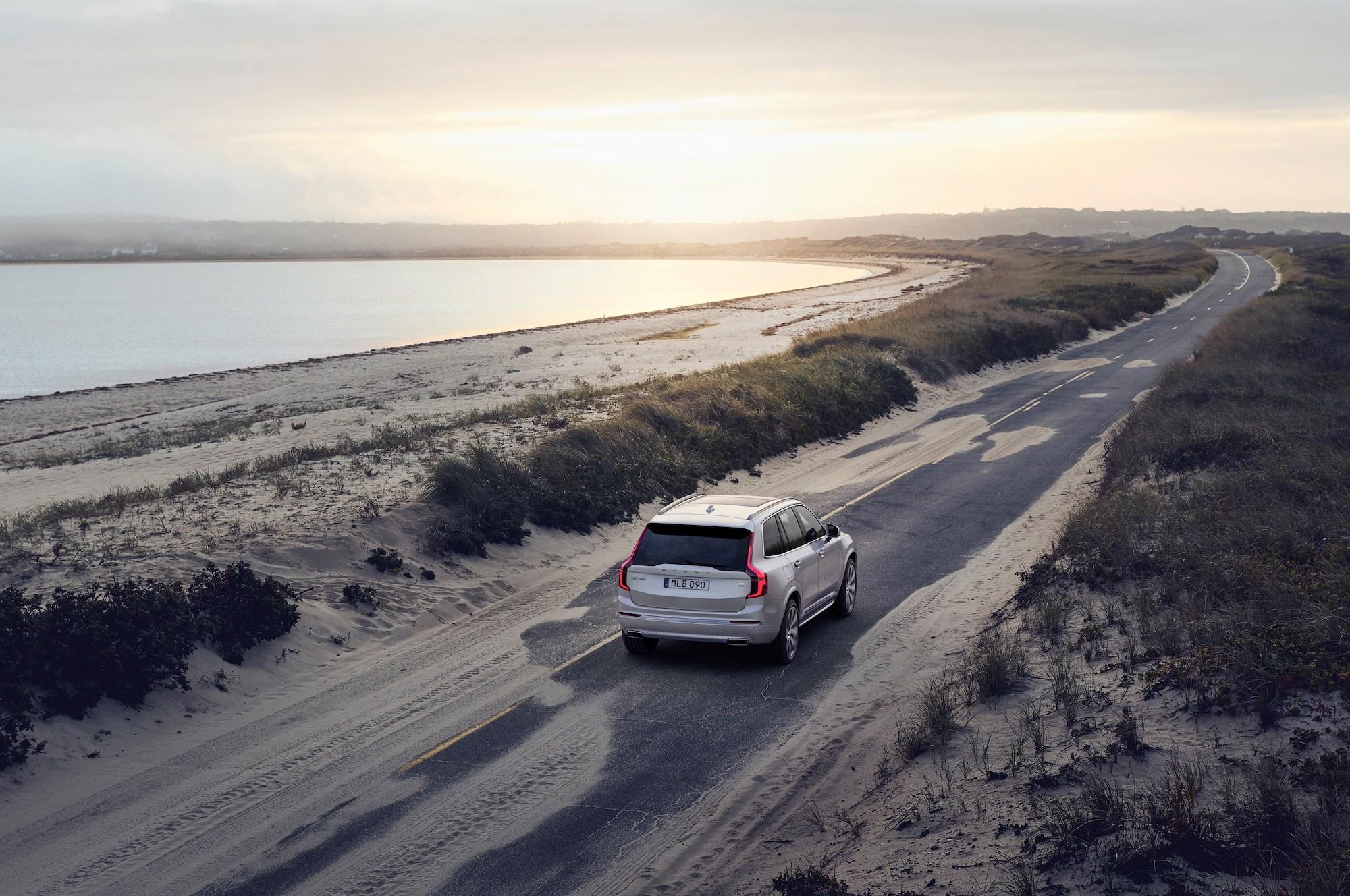 Elektrisch, sicher, klimaneutral: Das ist die Volvo Vision 2040