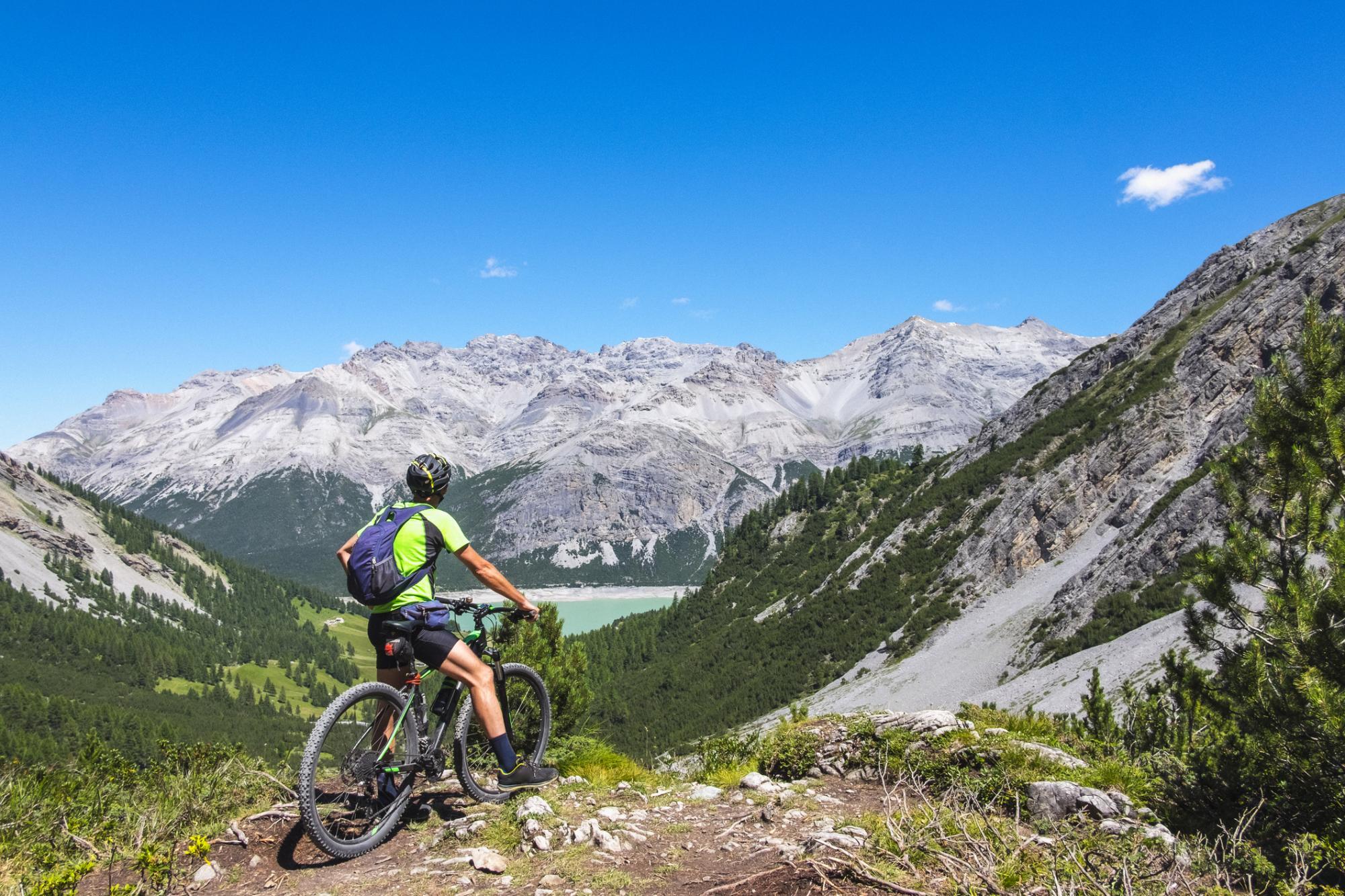 Die schönsten Velorouten der Schweiz