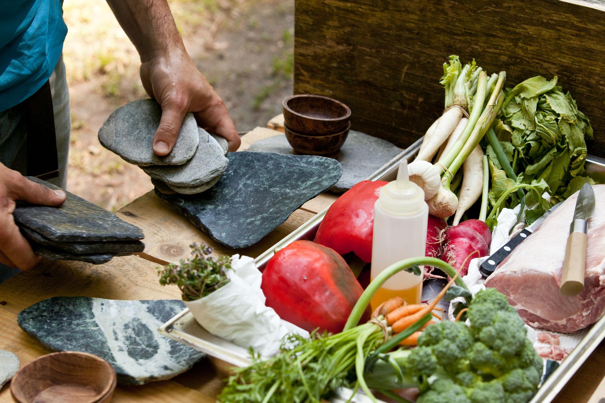Cinq restaurants durables, bonheur compris