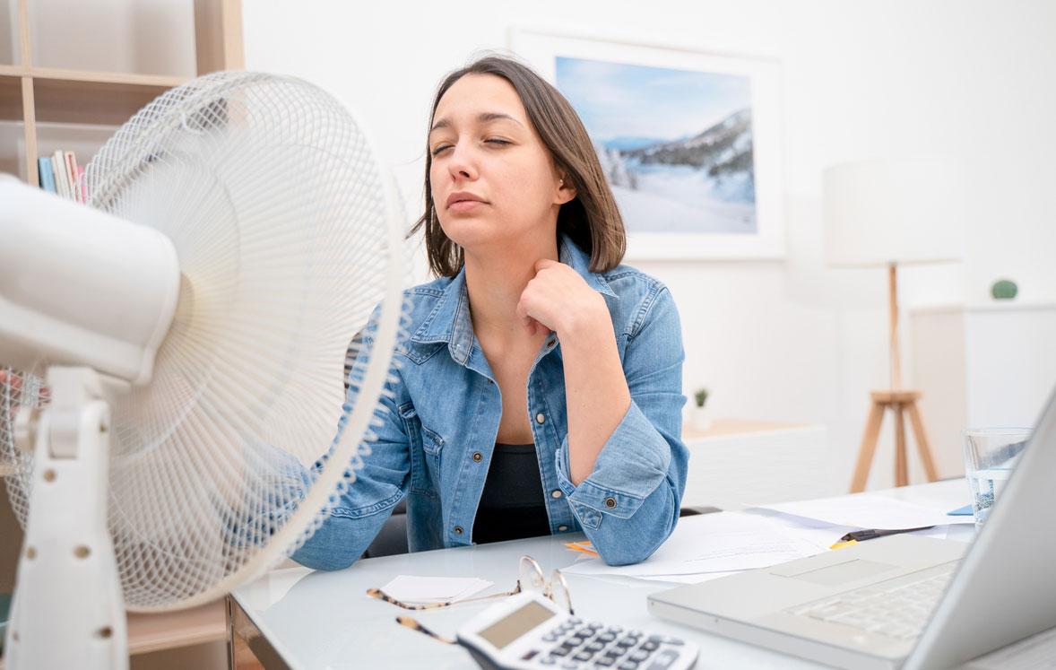 Braucht es im Büro energiefressende Klimageräte?