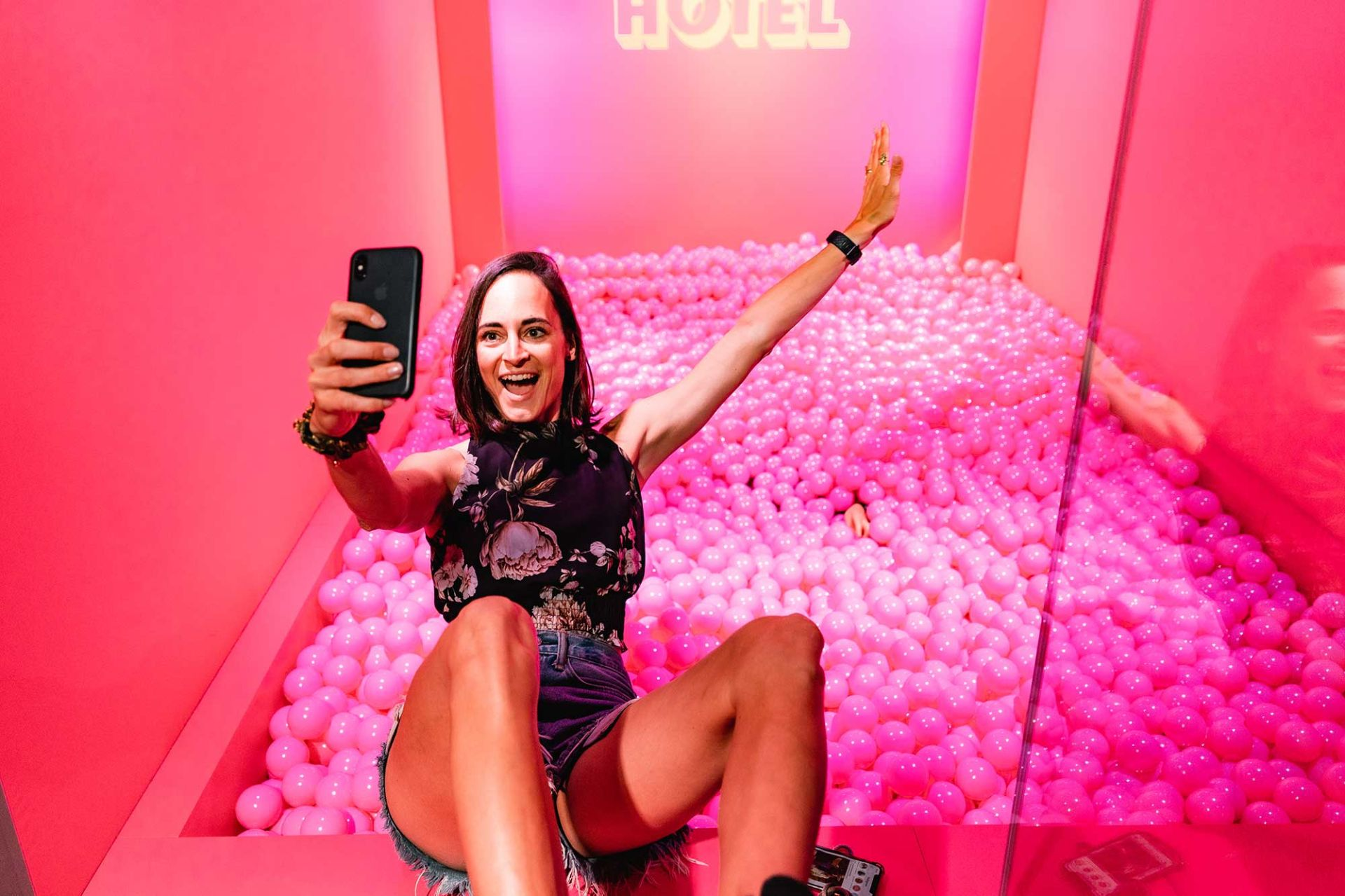 Gewinne eine Übernachtung im Selfie-Hotel