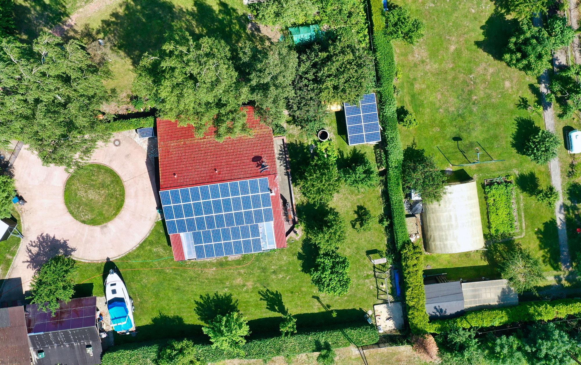 Hausbesitzer sind die nächsten Klimahelden